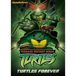 Review:  Teenage Mutant Ninja Turtles: Turtles Forever DVD