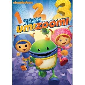 Team Umizoomi DVD: Giveaway and Review CLOSED