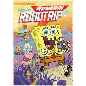 SpongeBob SquarePants: SpongeBob's Runaway Roadtrip DVD: Giveaway CLOSED