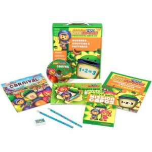 Team Umizoomi Pre-School Math Kit Makes Learning Fun: Review