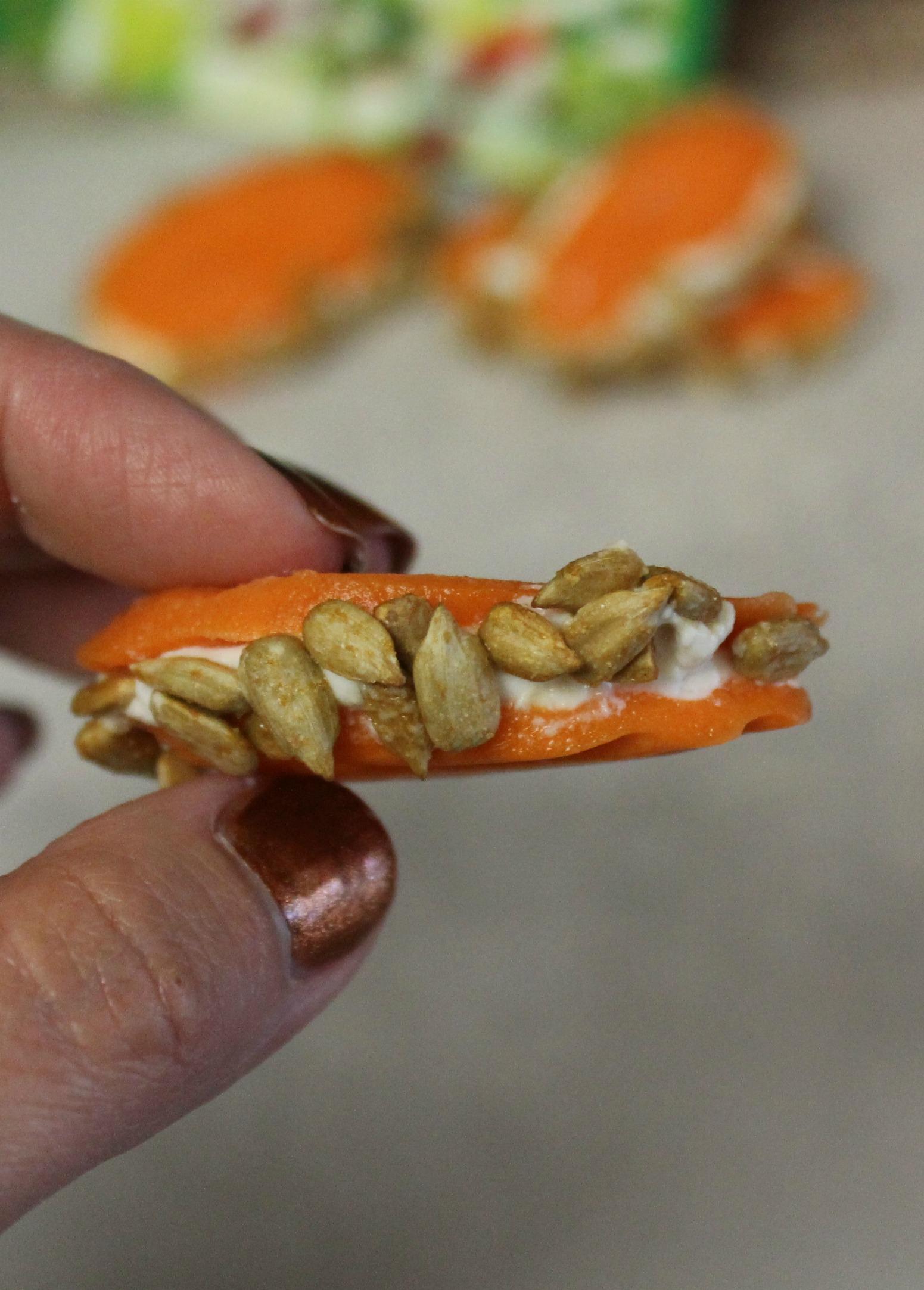 Carrot Ranch Wheels Recipe