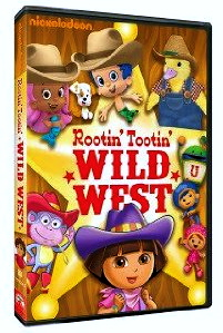 nickelodeon favorites wild west dvd