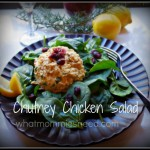 Chutney Chicken Salad Recipe