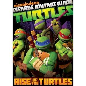 Teenage Mutant Ninja Turtles: Rise of the Turtles DVD: Giveaway