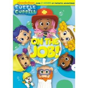 Bubble Guppies: On The Job! DVD: #Giveaway