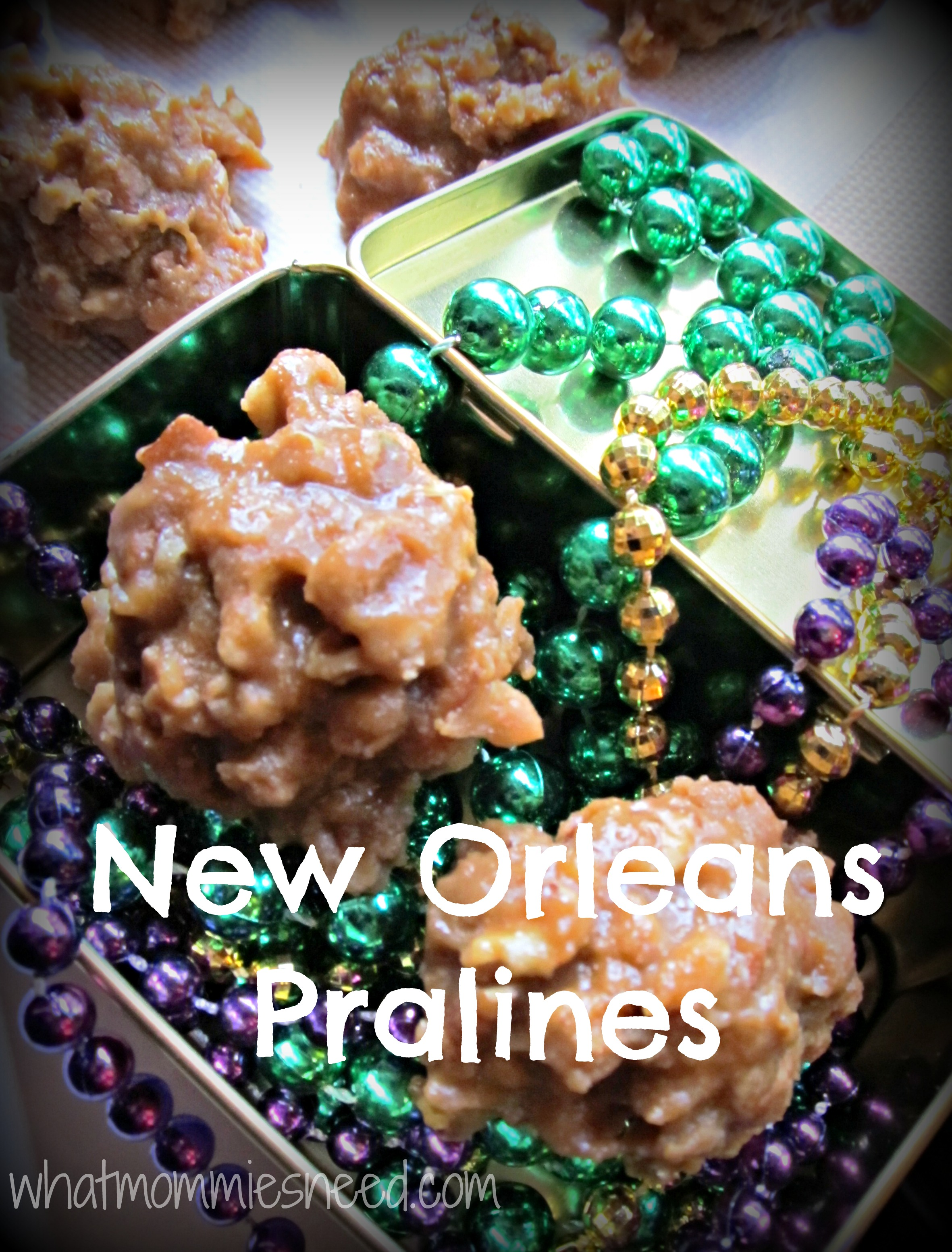New Orleans Pralines Recipe