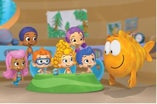 Bubble Guppies Are Now Ready For Playtime!