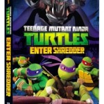 Teenage Mutant Ninja Turtles: Enter Shredder DVD #Giveaway