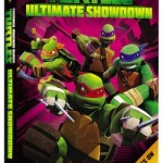 Teenage Mutant Ninja Turtles: Ultimate Showdown DVD:  #Giveaway