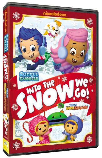 Into the Snow we Go DVD