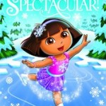 Dora's Ice Skating Spectacular DVD: #Giveaway
