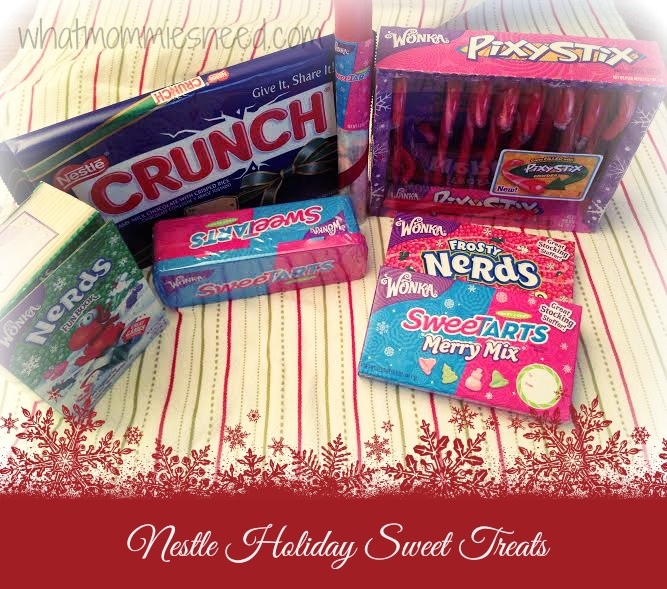 nestle holiday candy