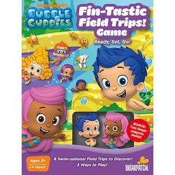 Bubble Guppies Fin-tastic Field Trip Game from Briarpatch ...