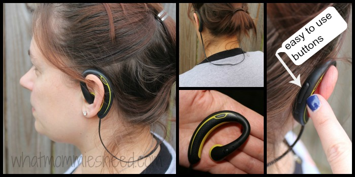 Jabra sport wireless Collage