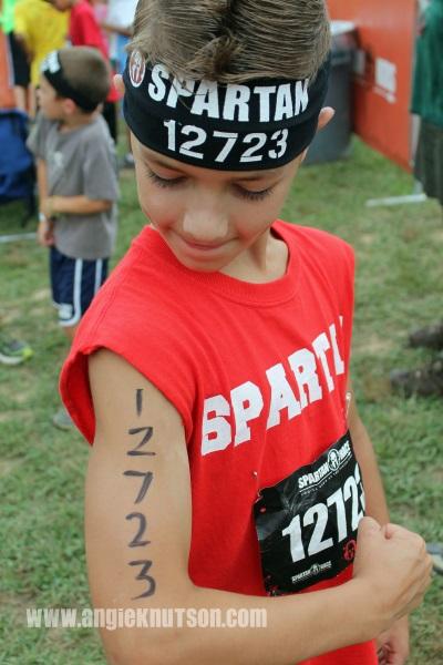 spartan dc sprint 2014