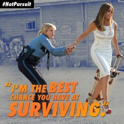 Hot Pursuit Hits Theaters This Week w/ Giveaway