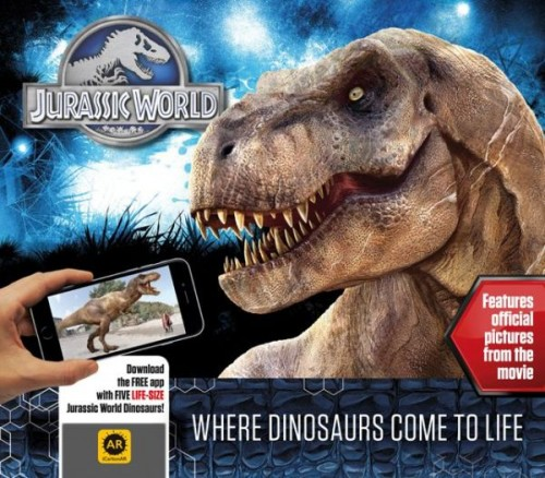 JW-WhereDinosComeToLifeBook