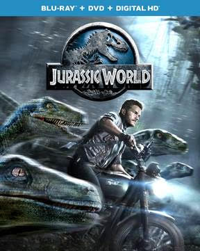 Bring Home #JurassicWorld this October! #TeamJurassic