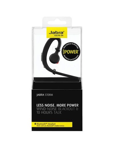 Keep Moving On With The Jabra Storm Bluetooth Headset What Mommies Need