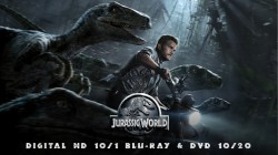 #JurassicWorld in Digital HD is Releasing October 1st!! #Giveaway