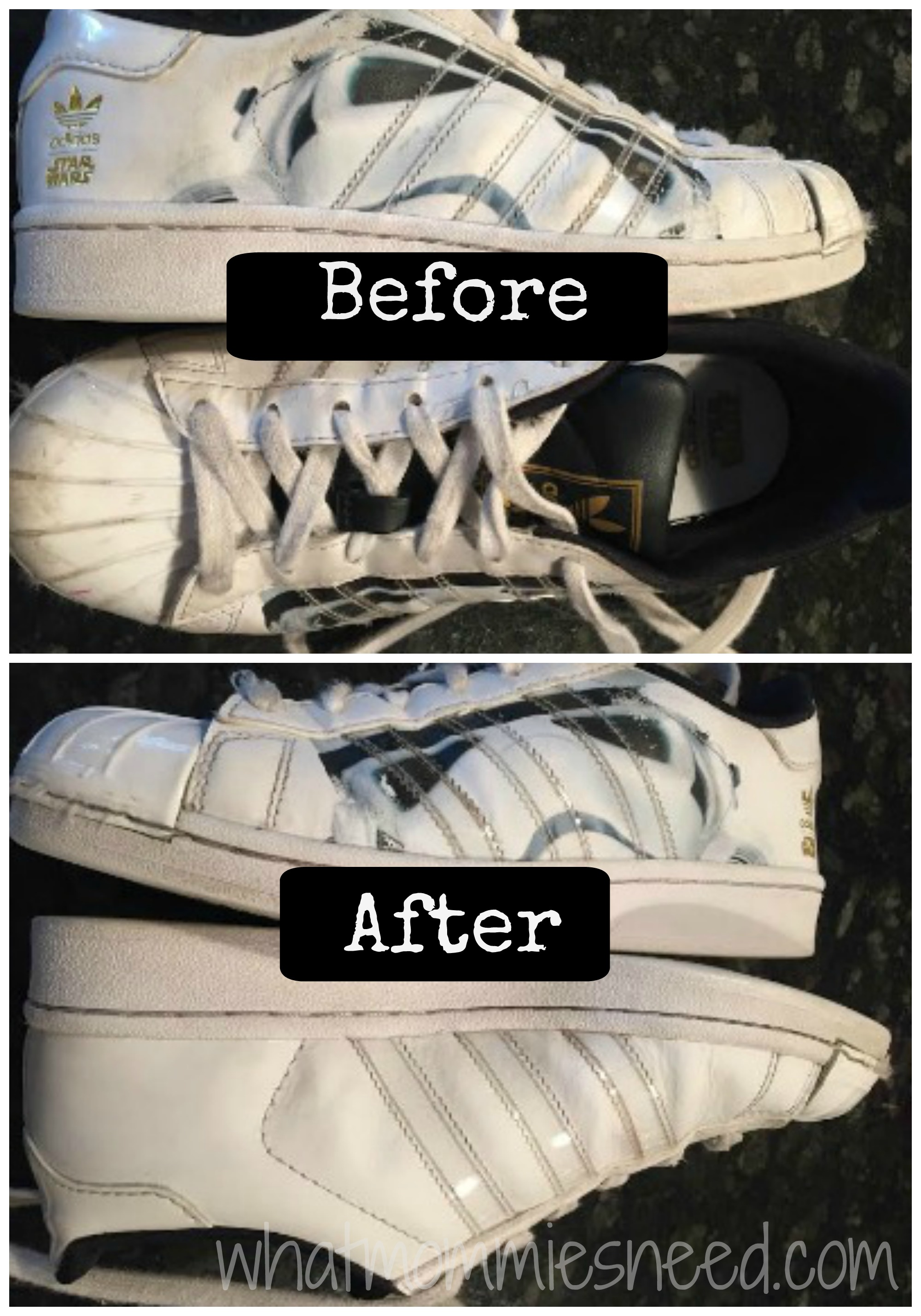 magic eraser shoes. Mr. Clean ...