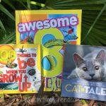 Wild Book Ideas for Kids with National Geographic Kids Books
