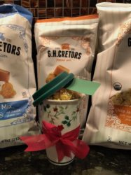 Give the Gift of Popped Corn with G.H. Cretors