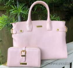 Surprise Mom with a Luxe Bag from Joy Mangano