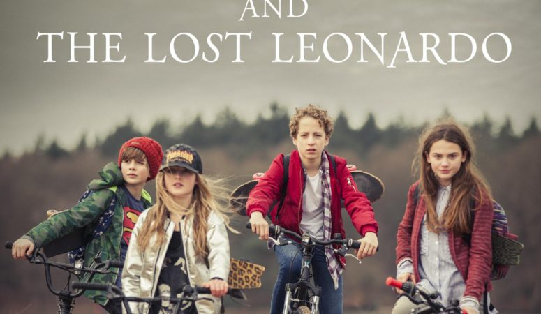 New Book Series for Kids: Secret Scouts and The Lost Leonardo