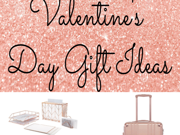 Rose Gold Gift Ideas for Valentine's Day