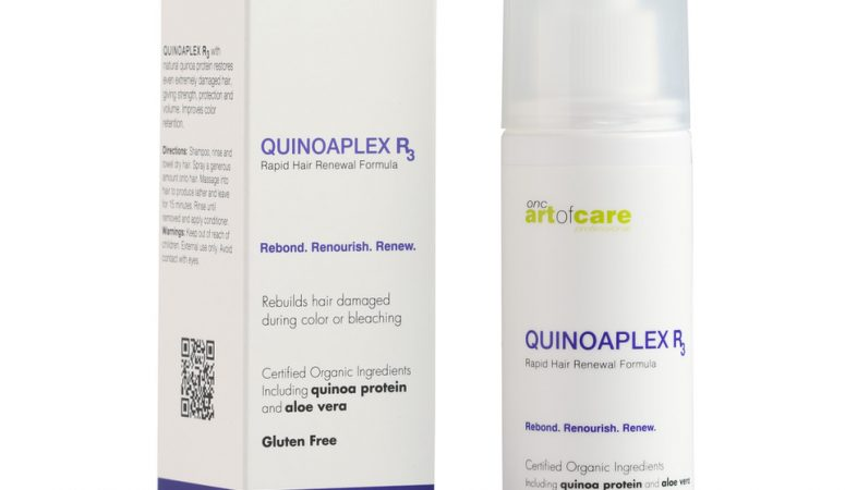 Treat Your Hair Right with Quinoaplex R3