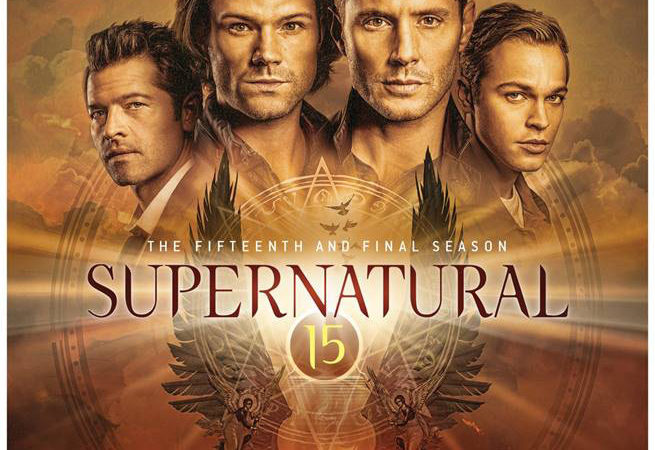 Supernatural Season 15 AND Complete Series Release